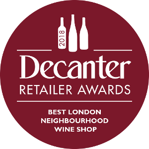 Decanter award 2018 300