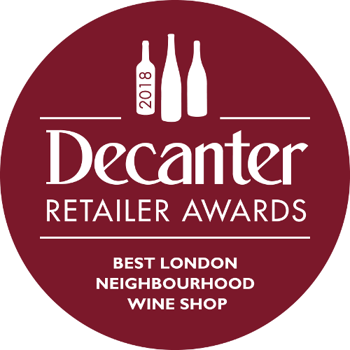 Decanter award 2018 500